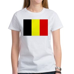 Belgium Flag Tee