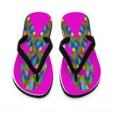 Autism flip flops Flip Flops