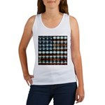 American Flag Creative Women's Tank Top