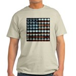 American Flag Creative Light T-Shirt