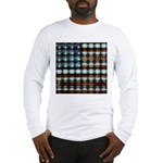 American Flag Creative Long Sleeve T-Shirt