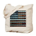 American Flag Creative Tote Bag
