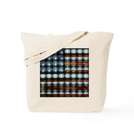 American Flag Creative Tote Bag