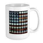 American Flag Creative Large Mug