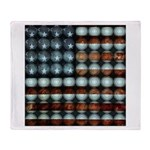 American Flag Creative Throw Blanket