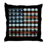 American Flag Creative Throw Pillow