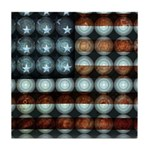 American Flag Creative Tile Coaster
