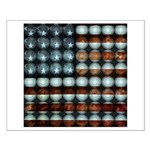 American Flag Creative Small Poster