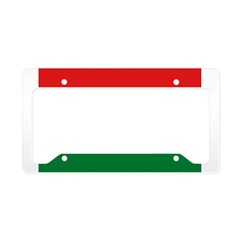 Bolivia Flag License Plate Holder