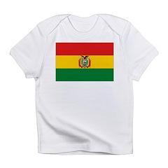 Bolivia Flag Infant T-Shirt