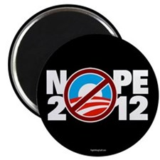 "NOPE 2012 2.25"" Magnet (100 pack)"