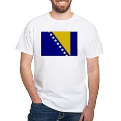 Bosnia and Herzegovina Flag Shirt