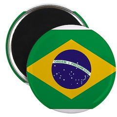 Brazil Flag 2.25