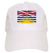 British Columbia Flag Baseball Cap