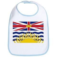 British Columbia Flag Bib