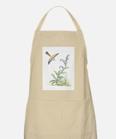FORGET-ME-NOT WITH ORIOLE BBQ Apron
