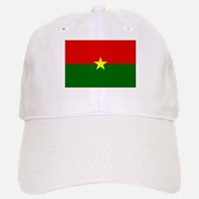 Burkina Faso Flag Baseball Baseball Cap
