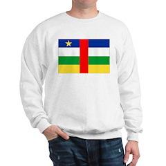 Central African Republic Flag Sweatshirt