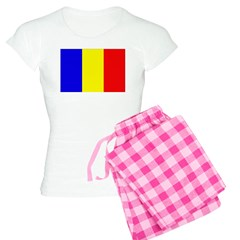 Chad Flag Pajamas