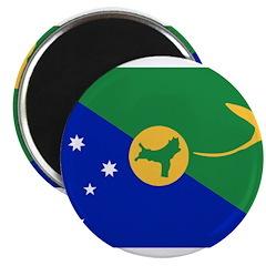 Christmas Island Flag 2.25