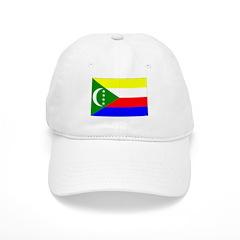 Comoros Flag Baseball Cap
