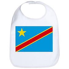 Congo Flag Bib