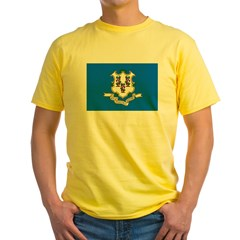 Connecticut Flag T