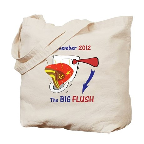 The Big Flush Tote Bag