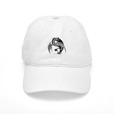 Yin Yan Symbol Baseball Cap