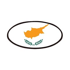 Cyprus Flag Patches