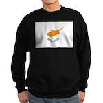 Cyprus Flag Sweatshirt (dark)