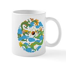 Yin Yang Symbol Mug