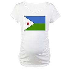 Djibouti Flag Shirt