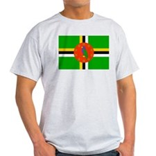 Dominica Flag T-Shirt