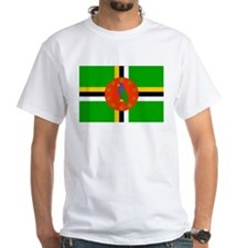 Dominica Flag Shirt