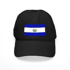 El Salvador Flag Baseball Hat