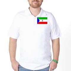 Equatorial Guinea Flag T-Shirt