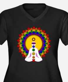Spiritually Enlightened Plus Size T-Shirt