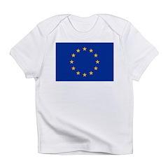 European Union Flag Infant T-Shirt