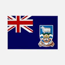 Falkland Islands Flag Rectangle Magnet