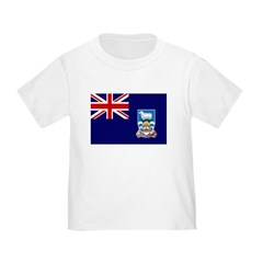 Falkland Islands Flag T