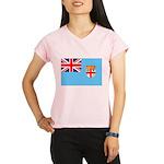 Fiji Flag Performance Dry T-Shirt