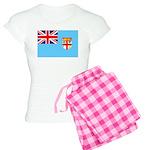 Fiji Flag Women's Light Pajamas