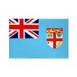 Fiji Flag Rectangle Magnet