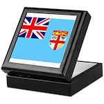Fiji Flag Keepsake Box