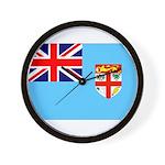 Fiji Flag Wall Clock