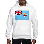 Fiji Flag Hooded Sweatshirt
