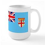Fiji Flag Large Mug
