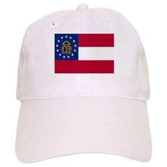 Georgia Flag Baseball Cap