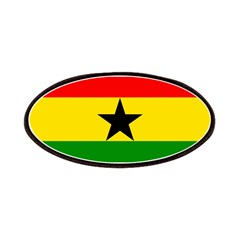 Ghana Flag Patches